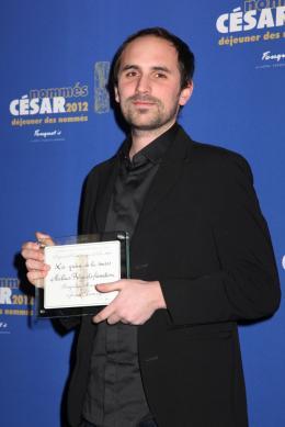 Benjamin Renner Déjeuner des Nommés - César 2012 photo 5 sur 5