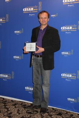 Alain Guffroy Déjeuner des Nommés - César 2012 photo 1 sur 1