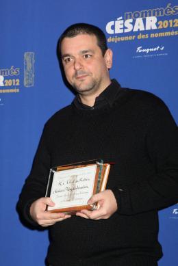 Joann Sfar Déjeuner des Nommés - César 2012 photo 4 sur 8