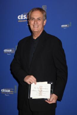 Daniel Leconte Déjeuner des Nommés - César 2012 photo 1 sur 1