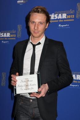 Nicolas Bridet Déjeuner des Nommés - César 2012 photo 8 sur 17