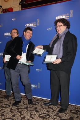 Pierre Schöller Déjeuner des Nommés - César 2012 photo 5 sur 9