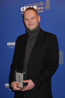 Wouter Zoon Déjeuner des Nommés - César 2012 photo 1 sur 1