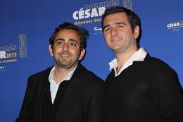Eric Toledano Déjeuner des Nommés - César 2012 photo 8 sur 9