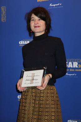 Pauline Gaillard Déjeuner des Nommés - César 2012 photo 1 sur 1
