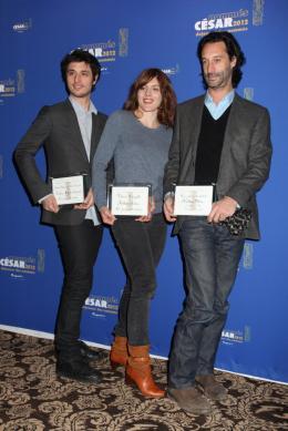Edouard Weil Déjeuner des Nommés - César 2012 photo 1 sur 1