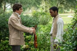photo 18/45 - Chiwetel Ejiofor, Benedict Cumberbatch - 12 years a slave - © Mars Distribution