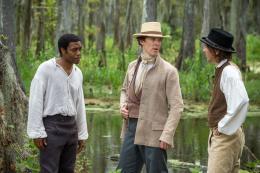 photo 13/45 - Chiwetel Ejiofor, Benedict Cumberbatch, Paul Dano - 12 years a slave - © Mars Distribution