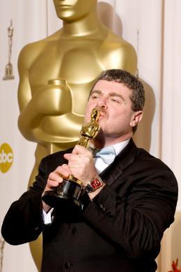 Gustavo Santaolalla Cérémonie des Oscars 2007 photo 2 sur 3