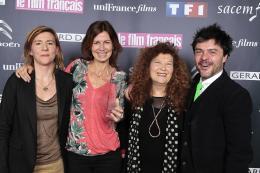 Alix Delaporte 19es Trophées du Film Français photo 1 sur 2