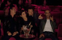 photo 3/10 - Hélène Fillières, Jérome Robart, Eric Fraticelli - Mafiosa - Saison 4 - © Studio Canal Vidéo
