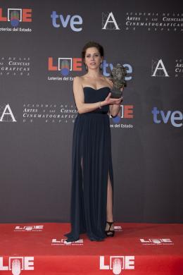 photo 1/2 - Maria Leon - Prix Goya 2012 Du Cinéma Espagnol - La Voix Endormie - © Goya