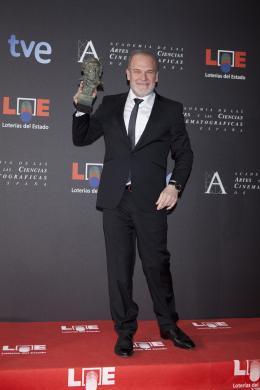 photo 15/24 - Lluis Homar - Prix Goya 2012 Du Cinéma Espagnol - Eva - © Goya