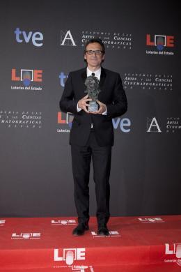 Alberto Iglesias Prix Goya 2012 Du Cinéma Espagnol photo 1 sur 1