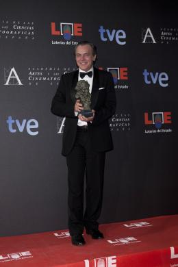 Pas de répit pour les damnés José Coronado - Prix Goya 2012 Du Cinéma Espagnol photo 2 sur 4