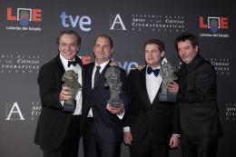 Pas de répit pour les damnés José Coronado, Enrique Urbizu - Prix Goya 2012 Du Cinéma Espagnol photo 4 sur 4