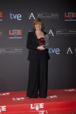 photo 2/2 - Ana Wagener - Prix Goya 2012 Du Cinéma Espagnol - La Voix Endormie - © Goya