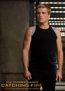 photo 38/120 - Josh Hutcherson - Hunger Games - L'Embrasement - © Metropolitan Film