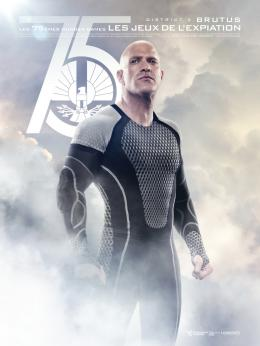 Bruno Gunn Hunger Games - L'Embrasement photo 1 sur 2