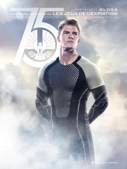 Alan Ritchson Hunger Games - L'Embrasement photo 3 sur 5