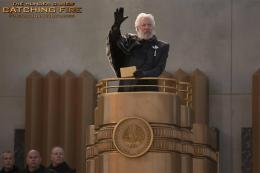photo 37/120 - Donald Sutherland - Hunger Games - L'Embrasement - © Metropolitan Film