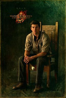 photo 97/120 - Liam Hemsworth - Hunger Games - L'Embrasement - © Metropolitan Film