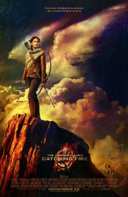 photo 100/120 - Hunger Games - L'Embrasement - © Metropolitan Film