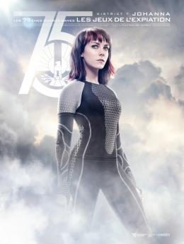 photo 118/120 - Jena Malone - Hunger Games - L'Embrasement - © Metropolitan Film