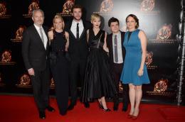 Francis Lawrence Avant-première parisienne d'Hunger Games - L'Embrasement photo 4 sur 10