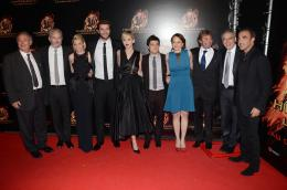 Francis Lawrence Avant-première parisienne d'Hunger Games - L'Embrasement photo 5 sur 10