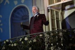 photo 24/120 - Donald Sutherland - Hunger Games - L'Embrasement - © Metropolitan Film