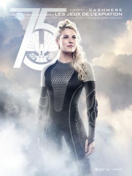 photo 104/120 - Stephanie Leigh Schlund - Hunger Games - L'Embrasement - © Metropolitan Film