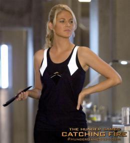 photo 31/120 - Stephanie Leigh Schlund - Hunger Games - L'Embrasement - © Metropolitan Film