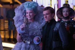 photo 29/120 - Elizabeth Banks, Josh Hutcherson - Hunger Games - L'Embrasement - © Metropolitan Film