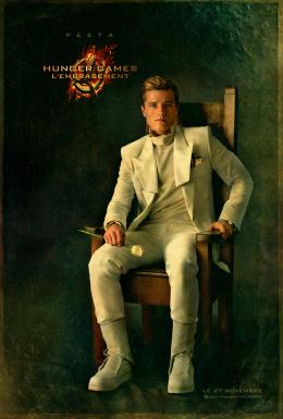 photo 99/120 - Josh Hutcherson - Hunger Games - L'Embrasement - © Metropolitan Film