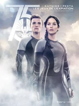 photo 103/120 - Josh Hutcherson, Jennifer Lawrence - Hunger Games - L'Embrasement - © Metropolitan Film
