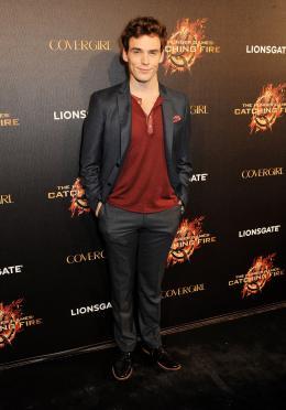 photo 50/120 - Sam Claflin - Hunger Games - L'Embrasement - © Metropolitan Film