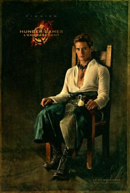photo 96/120 - Sam Claflin - Hunger Games - L'Embrasement - © Metropolitan Film