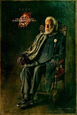 photo 88/120 - Donald Sutherland - Hunger Games - L'Embrasement - © Metropolitan Film