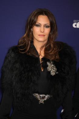 photo 33/76 - Karole Rocher - Tapis Rouge de la 37ème Nuit des Césars 2012 - César 2012 : Toutes nos photos du Tapis Rouge - © Isabelle Vautier pour CommeAuCinema.com