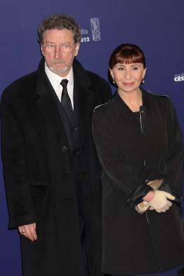 Robert Guédiguian Tapis Rouge de la 37ème Nuit des Césars 2012 photo 5 sur 16