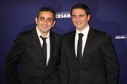 Olivier Nakache Tapis Rouge de la 37ème Nuit des Césars 2012 photo 6 sur 8