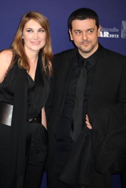 Joann Sfar Tapis Rouge de la 37ème Nuit des Césars 2012 photo 2 sur 8