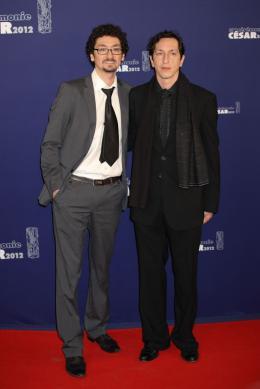 David Foenkinos Tapis Rouge de la 37ème Nuit des Césars 2012 photo 1 sur 2