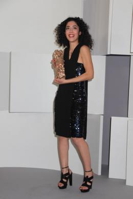 Polisse Naidra Ayadi - Photocall des lauréats - César 2012 photo 2 sur 92