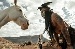 photo 30/105 - Johnny Depp - Lone Ranger - © Walt Disney Studios Motion Pictures France