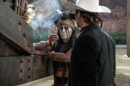 photo 27/105 - Johnny Depp - Lone Ranger - © Walt Disney Studios Motion Pictures France
