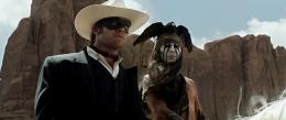 photo 64/105 - Armie Hammer et Johnny Depp - Lone Ranger - © Walt Disney Studios Motion Pictures France