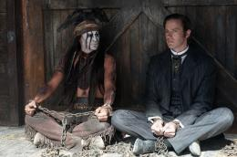 photo 14/105 - Johnny Depp et Armie Hammer - Lone Ranger - © Walt Disney Studios Motion Pictures France