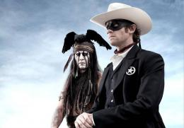 photo 2/105 - Johnny Depp et Armie Hammer - Lone Ranger - © Walt Disney Studios Motion Pictures France